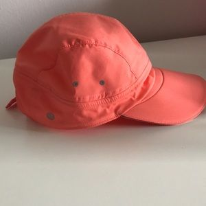Lululemon Orange Hat